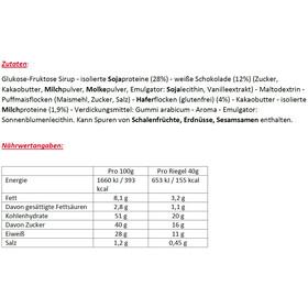 Enervit Sport Protein 28% Bar Box 25x40g, Vanilla Yogurt